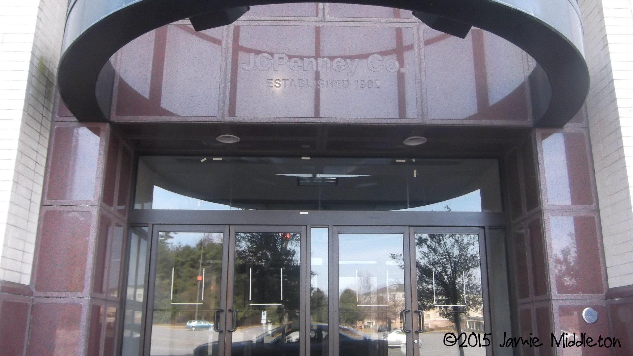 Former JC Penney -- Oak Hollow Mall