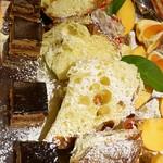 Dessert for 7 @ Ristorante Cristina's