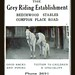 Eastbourne past - Grey Riding Est - Compton Place Road - early 1930s by Grenville Godfrey