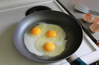 Huge delicious eggs!