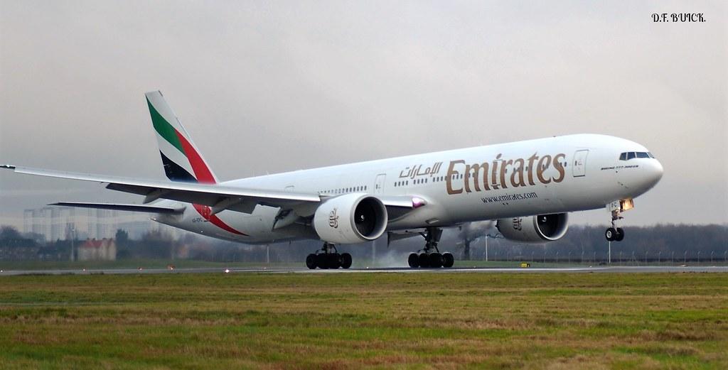 A6-EPC - B77W - Emirates