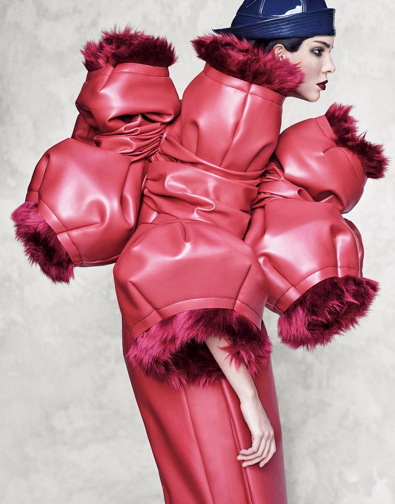 Кендалл Дженнер — Фотосессия для «Vogue» JP 2016 – 2