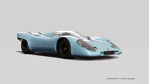 AC Porsche 917 K