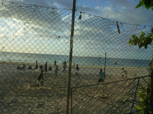 grandecomore volley itsandra plage beach comores coucher soleil sunset ocean ngazidja
