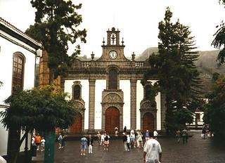 Basílica de Nuestra Señora del Pino, Teror