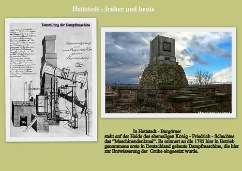 Hettstedt - Maschinendenkmal