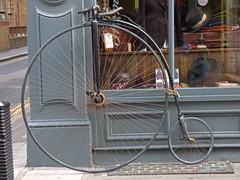 Thomas Farthing - Museum Street, Bloomsbury