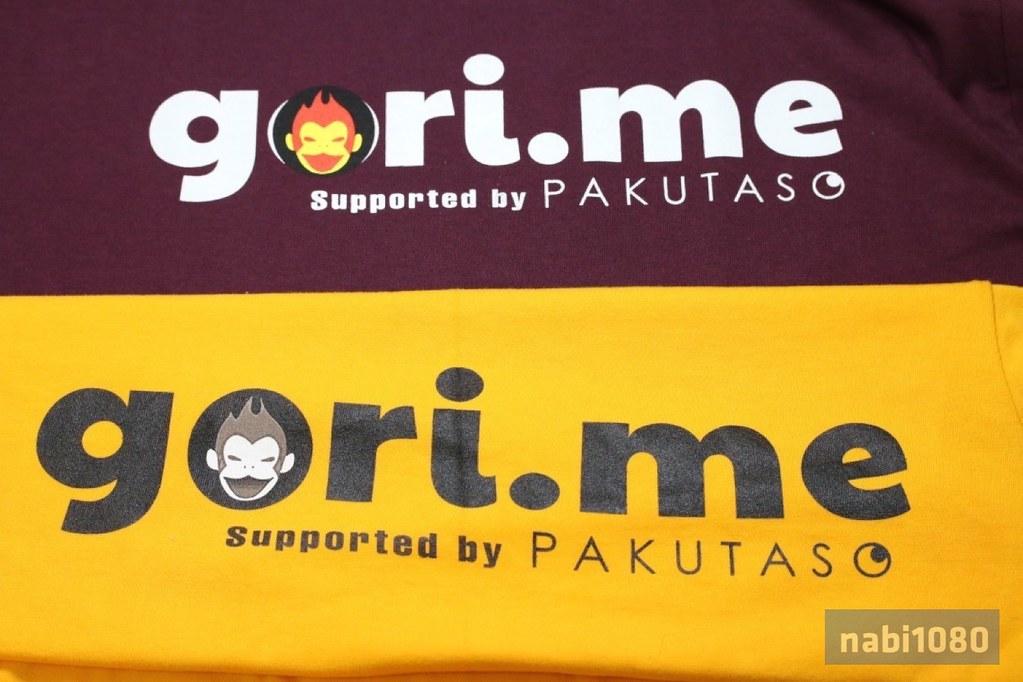 gori.me Tシャツ03