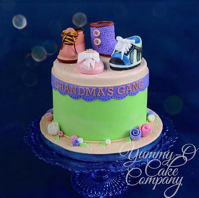 Cake by Yummy-O Cake Company