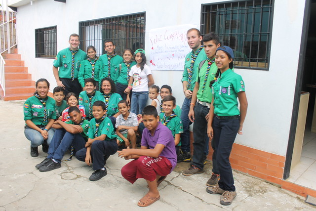 Grupo Scout El Marqués.
