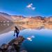 Mt. Rinjani Lake by nurads