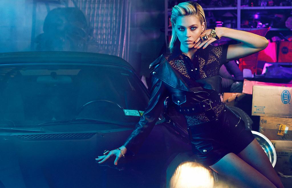 Никола Пельтц — Фотосессия для «Harper's Bazaar» CH 2014 – 1