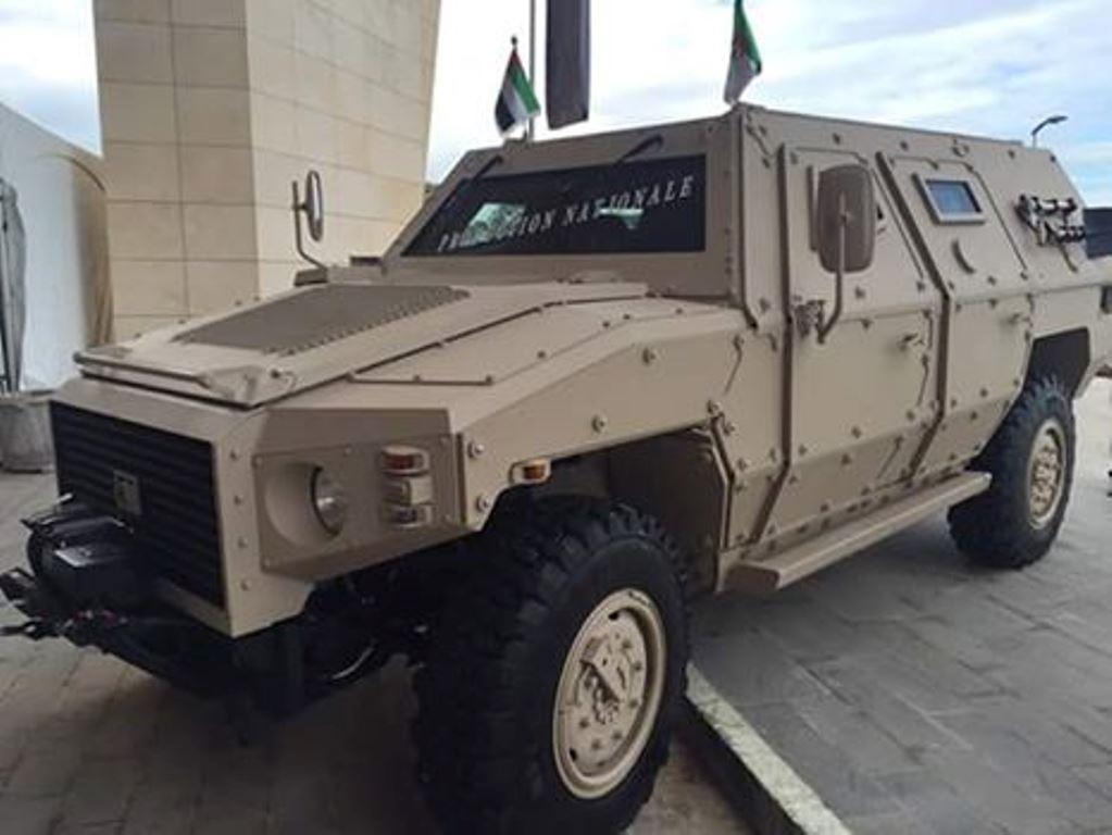 الصناعة العسكرية الجزائرية عربات Nimr(نمر)  - صفحة 4 31069362870_f836de39ae_o