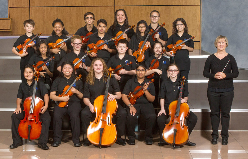 FMS Concert 2 Orchestra 2016-17