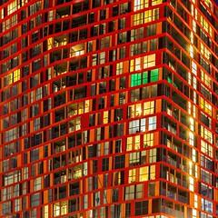 1. Aralık 2016 - 8:35 - Calypso Rotterdam by night, 2016