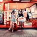 Busy Hongdae BBQ Joint by Jon Siegel