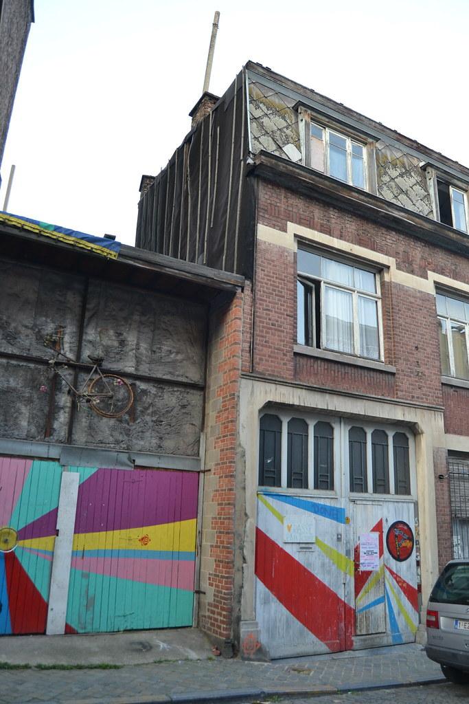 Liège, Belgium. 21/08/2015 fotos de zeroanodino para URBANARTIMAÑA
