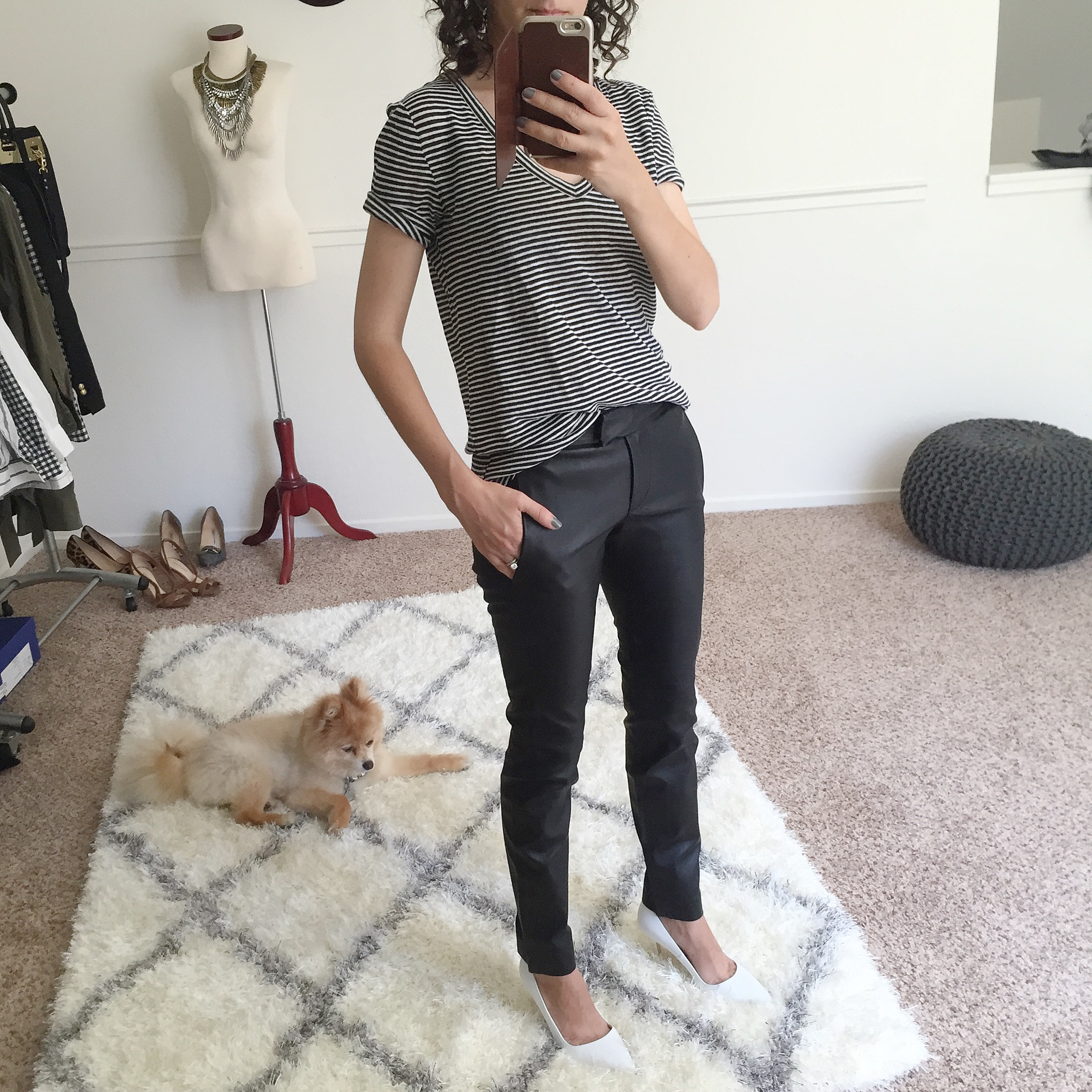 Fit Review Friday – J.Crew Pants in Size Petite 000