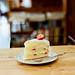 草莓卡士達鮮奶油蛋糕 by 紅襪熊