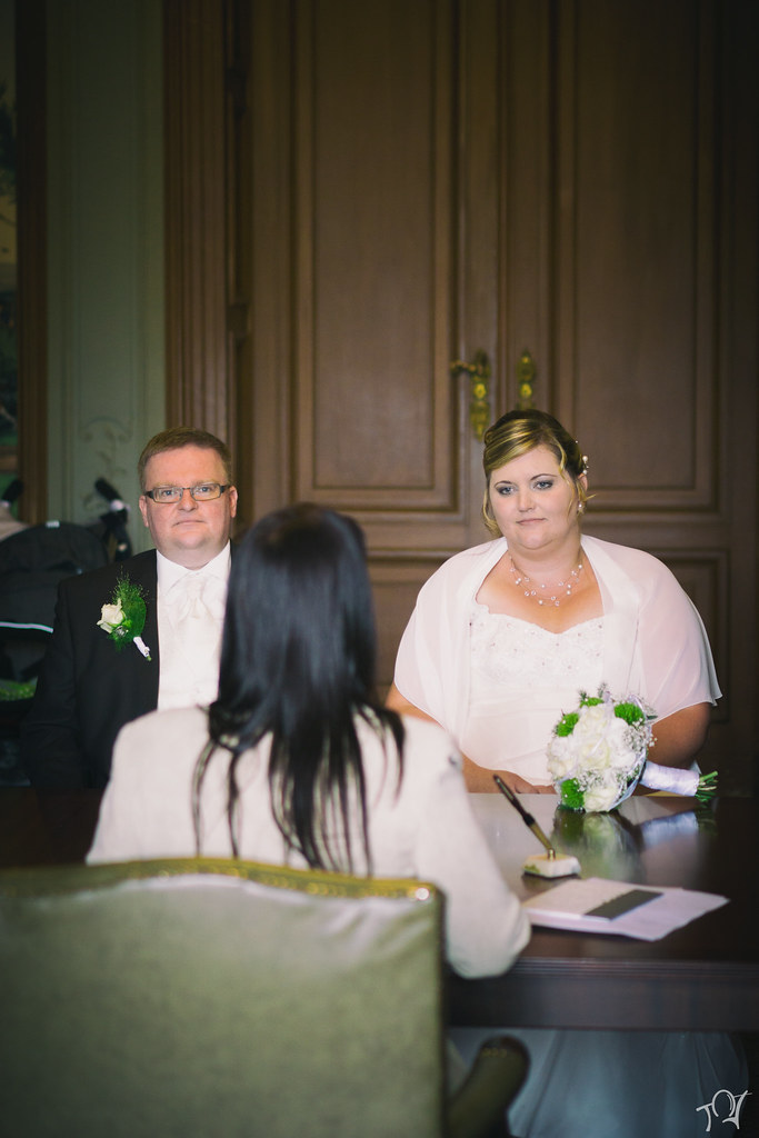 Sarah & Holger Wedding