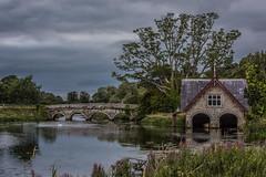Carton House Boat House