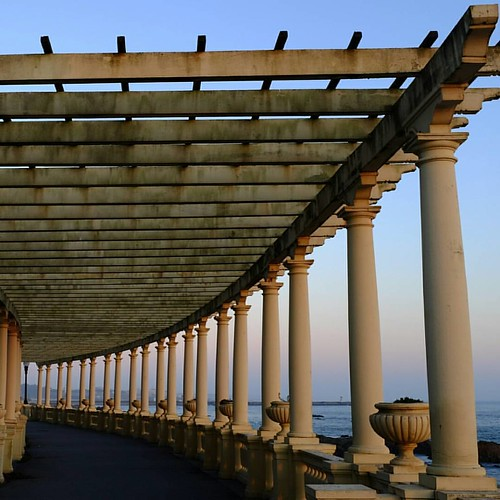 Pergola of the Atlantic #photo now on http://500px.com/paulofurtado 📷 #photography #photo #photos #pic #pics #hashtagsgen #picture #pictures #snapshot #art #beautiful #instagood #picoftheday #photooftheday #color #all_shots #exposure #composition #