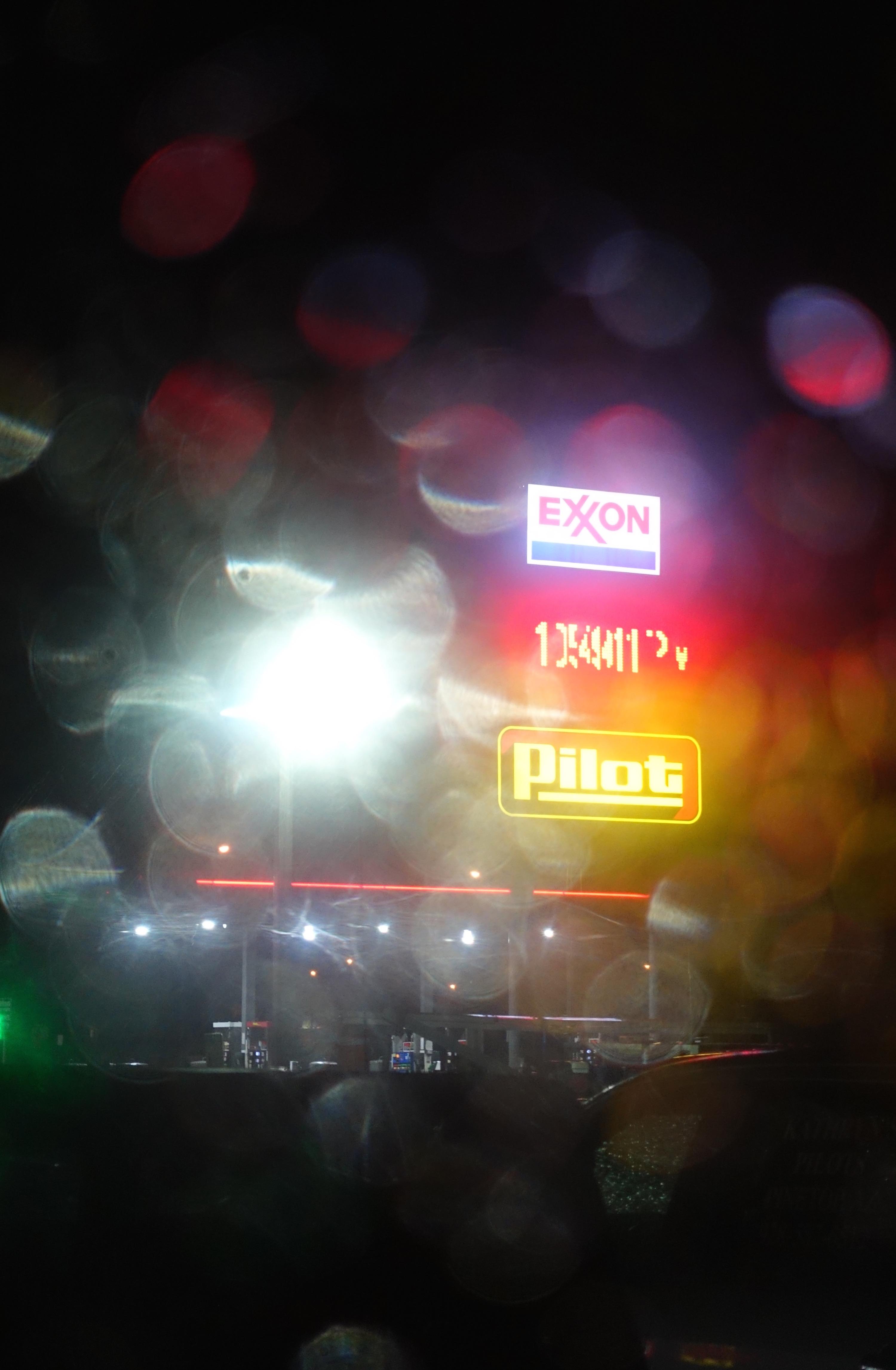 Montana big horn county wyola - Rain Montana Pilot Exxon