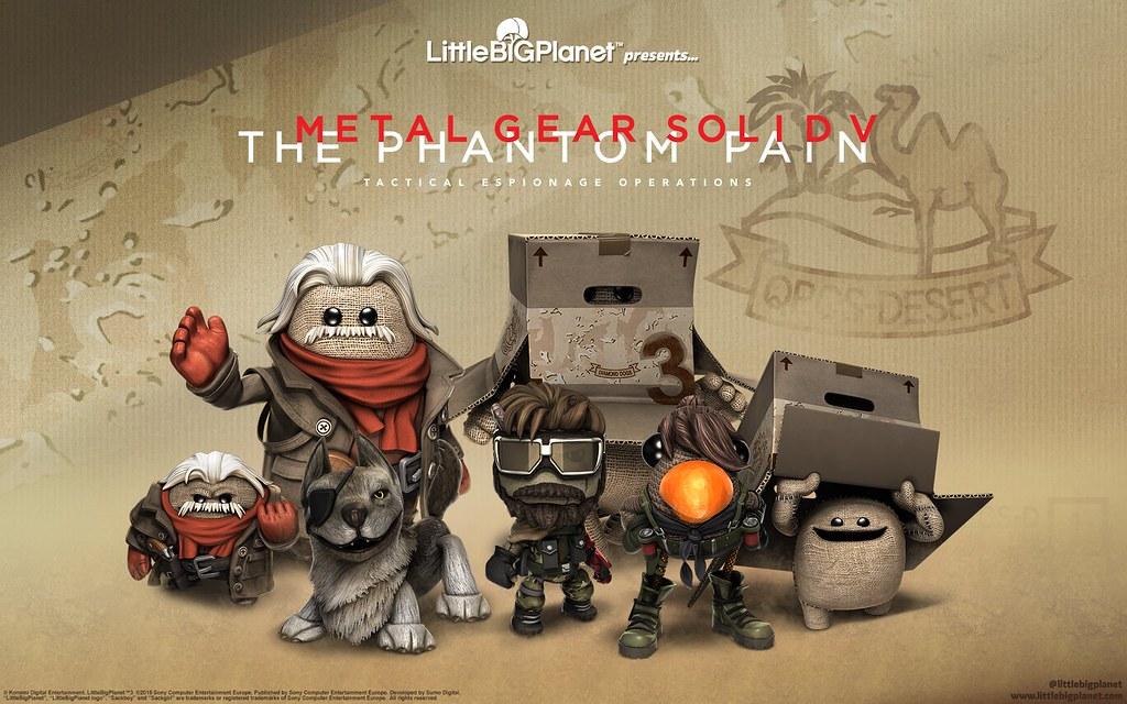 LittleBigPlanet: Metal Gear Solid V DLC
