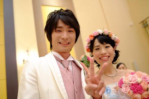 Sさん結婚式
