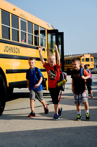 Valley View Elementary First Day