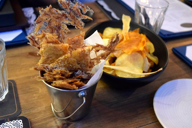 Pigs Ears at The Scran and Scallie, Edinburgh | www.rachelphipps.com @rachelphipps