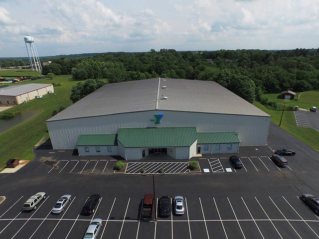 Oldham County Indoor Arena