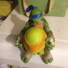 #tmnt #toys #toyphotography #80stoys #leo #mickey #toylife #toygram
