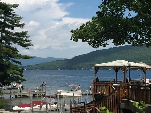 Boardwalk Restaurant, Lake George, New York