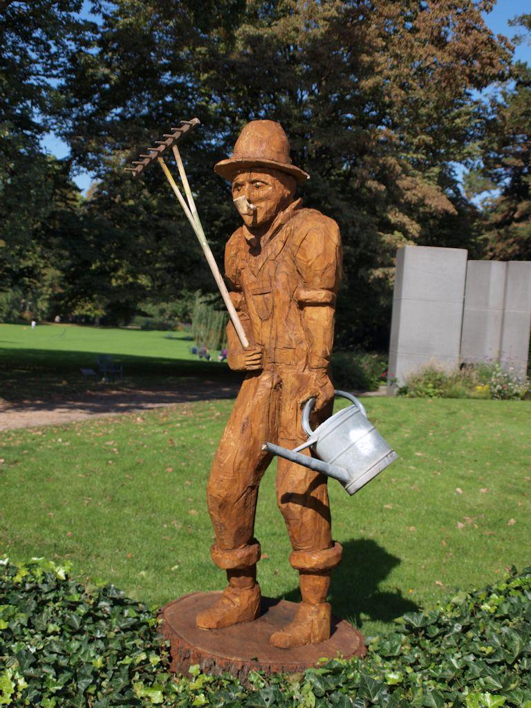 Luisenpark Mannheim: Skulptur 1