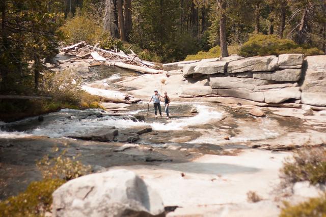 Horsetail Falls Tahoe