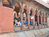 Our fan club at the Jama Masjid by catherine_torbey