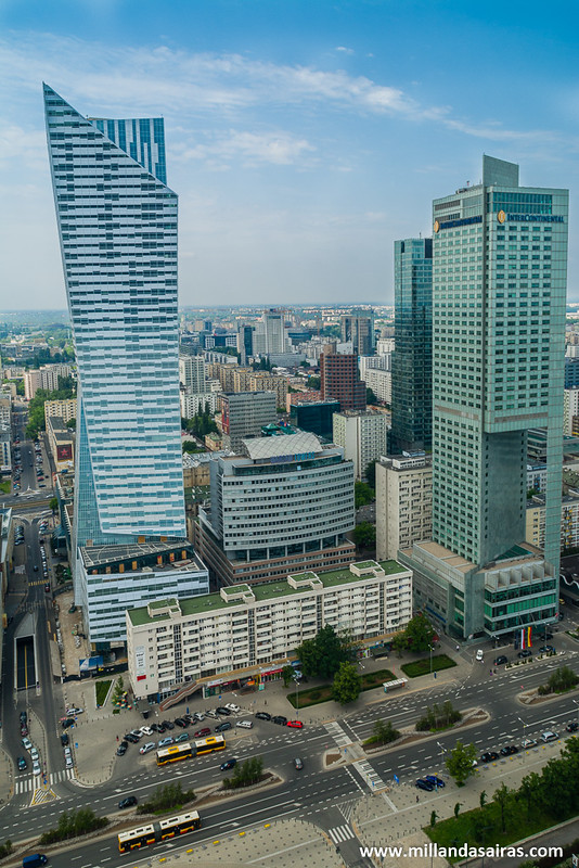Złota 44 e Intercontinental Warsaw