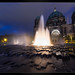 Berlin Dom Fountain by Mikedie1