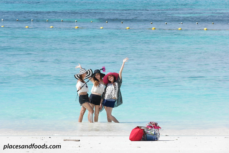 tachai island group wefie