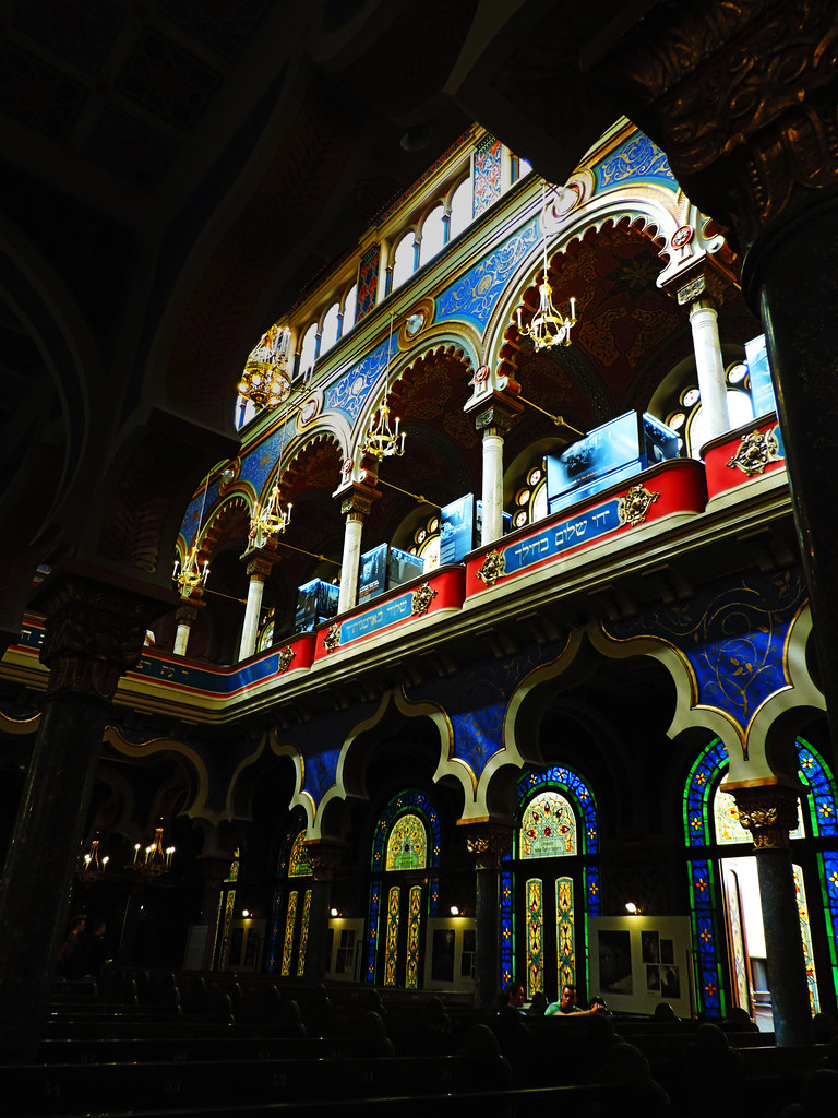 Jerusalem Synagogue, Prague, Czechia