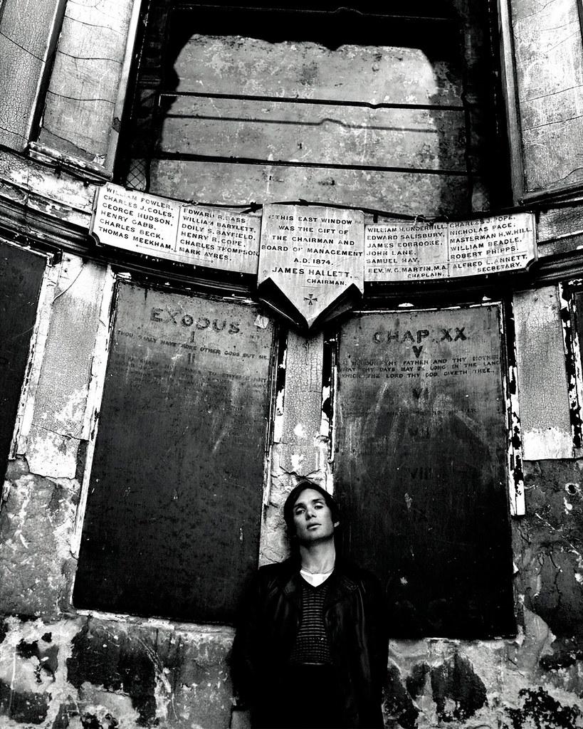 Киллиан Мёрфи — Фотосессия для «AnOther Man» 2015 – 4