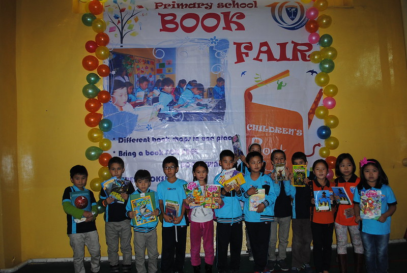 Primary School Book Fair