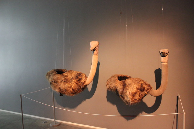 Guy Ben-Ner (Elia film, and Two Ostriches costumes)