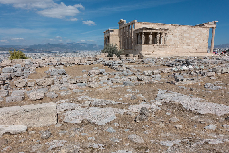 Visiting the Acropolis, 14 September 2015 090-1