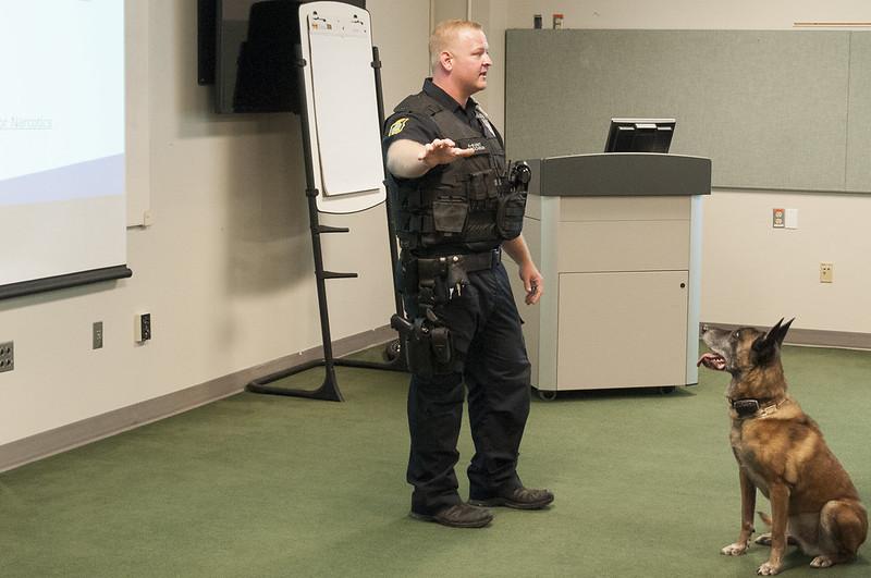 Dublin Police Academy - Week 6