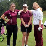 Brookland-Cayce Ladies Varsity Golf @ Hounds Lake CC 10-11-15