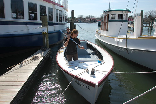 Floating Fleet Report: Pot Pie Skiff, October 2015