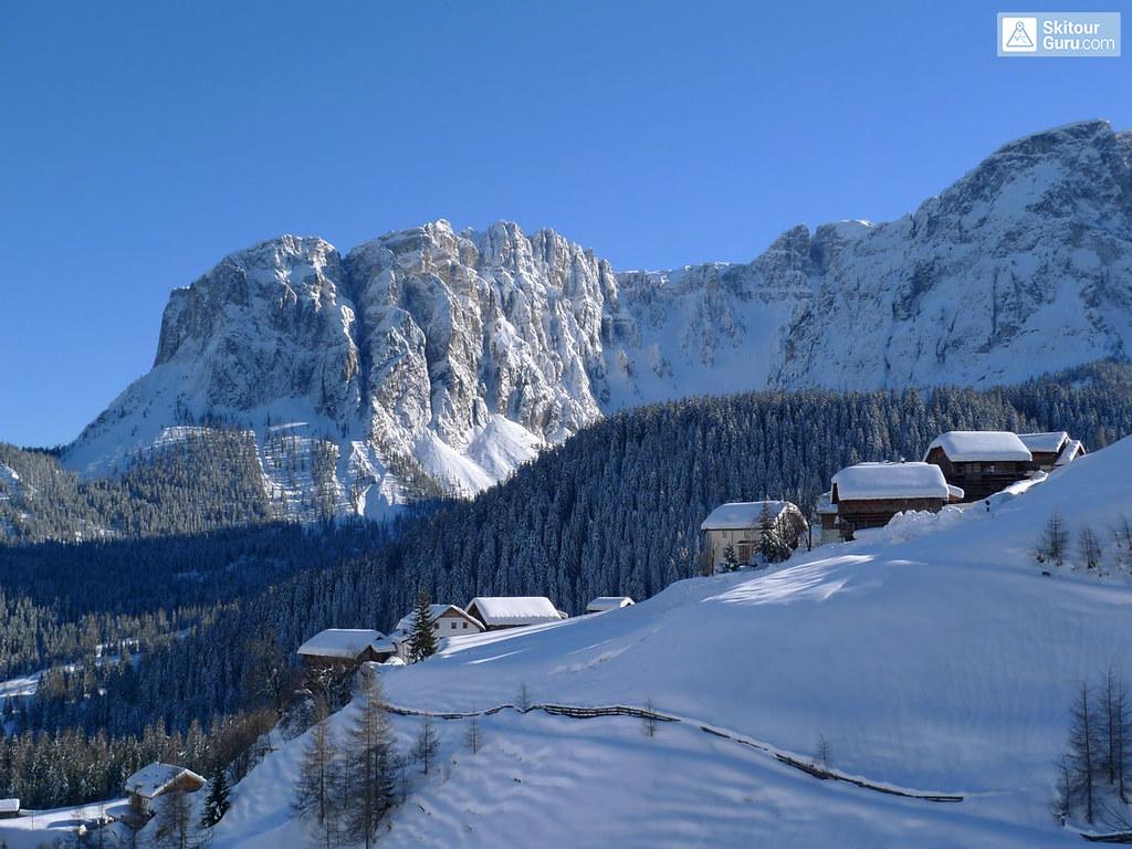 Zendleserkofel (Day 1, H. Route Dolomiten) Dolomiti Italien foto 13