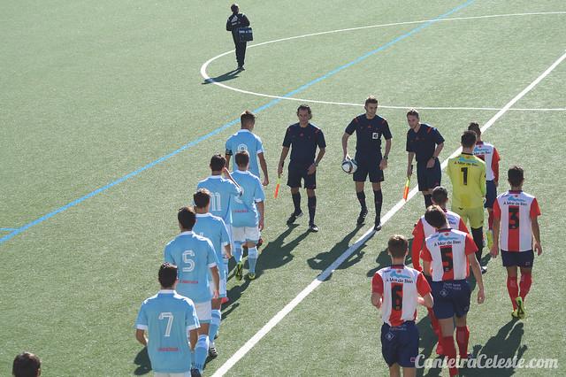 JUVENIL A | Celta - Alondras CF (25/10/2015)